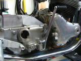 0526 modified kick start lever version 2 (stepped out more)
