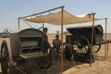 Civil War barbecue.