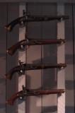 Pistoler av olika modeller