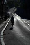 Uphill rider