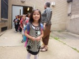 2009-09-10_10-05 Vanessa's 1st day at school ±¦±¦Ñ§Ð£µÚÒ»Ìì