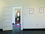 Gen. Patton's sitting room, now an art gallery