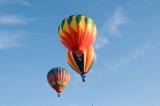 Balloon flight on Nov. 7th 2009