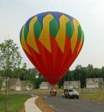 Hot Air Balloon Flight 6/14/2008