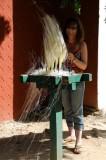 New Factory Worker in Training, Sisal Hacienda