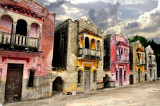 Abandoned Colonial Houses, Merida