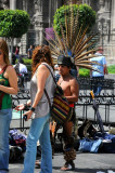 Naughty Aztec is Picking Up French Gals, Mexico City