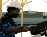 Sugar G. Robinson - Keyboards