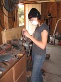 Ciara shaping handle