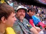 Wingnuts at Shea Stadium