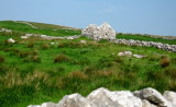 Cottage ruin in the Burren