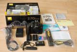 Nikon D70s Boxed