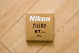 Nikon 67mm NC Filter