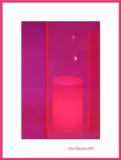 Pink modern art, Paris