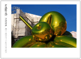 Jeff Koons in Versailles 2