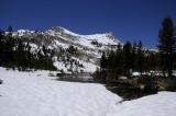 Approaching Elizabeth Lake