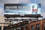 Calfeutre tes shorts !