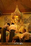 La pagode de Mahamuni