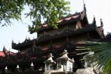 Le monastère de Shwenandaw