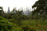 Pagodons - Mandalay