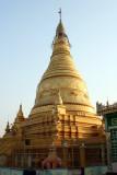 Stupa du temple de la colline de Sagang