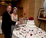 A beautiful wedding...Frank Blas & Betty-Jane Torre...beautiful couple...beautiful people...