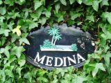 'Medina' Irish coastal garden