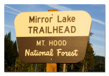 Mirror Lake Hike