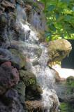Pretty waterfall @ Jungle Gardens