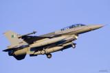 Pre-Delivery Pakistani F-16's