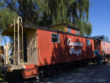 Red Caboose Motel PA