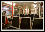 RER Double Deck Railway Carriage