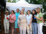 Becky Felts Rogers, Jane Fall, Joan Self Kerr, Norford Bierly, Mary Ann Sweatt Greenough, Gina Kosser, Cindy Graham
