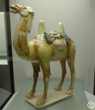 DSC_6755 Standing camel in sancai glaze.jpg