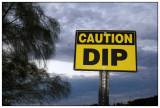 who you calling a dip?!