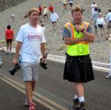 Chris Kostman and Scott
