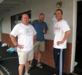 Jay Hodde, Cory and Jonathan Gunderson