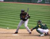Oakland A's vs San Francisco Giants - 4/1/06