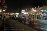 Wildwood by night board walk