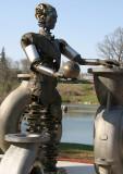 goulds sculpture