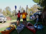 Descenso en Kayak del Rio Palmones