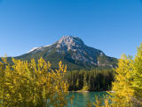Mount Baldy - Barrier Lake