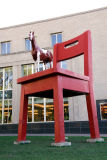Small Horse or Big Chair?
