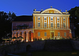 old polish lordly palace