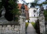 st. Stanislas church in Nowy Korczyn