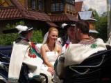 highlander`s wedding - bride
