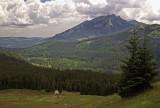 view from Rusinowa glade