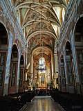 Saint Martin`s Church, interior