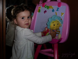Amelka`s second birthday