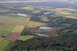 Turnhouts Vennengebied met links achteraan het Zwart Water